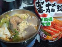 茄汁鯖魚麵-「可果美 蕃茄高湯」