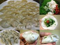 ♥憶柔蔬食♥年菜茴香(回鄉)元寶怎麼包?