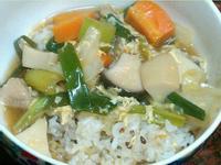 蔬菜總匯亞麻子燴飯