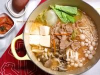 泡菜味噌豬肉鍋