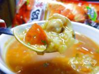 蕃茄蛤蜊砂鍋粥 [可果美蕃茄鍋高湯]