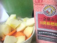 露西眼睛亮晶晶★胡蘿蔔蘋果汁