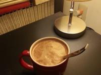 溫暖早餐:可可燕麥奶