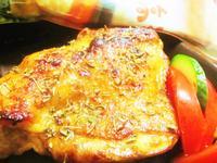 咖哩脆皮烤嫩雞