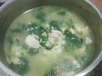 『原』味十足的龍葵肉絲粥