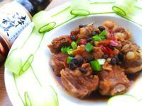 豆發蒸小排-淬釀年菜料理