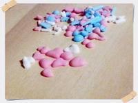 自製糖霜裝飾糖粒