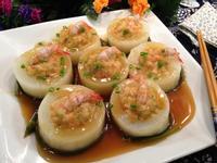 蝦肉釀白蘿蔔