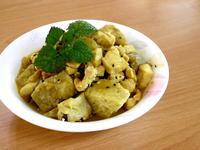 香蜂咖哩芋頭雞