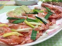 【鹽烤蝦】 年菜系列**