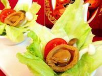 吉品鮑原味鮮蔬沙拉【富發行創意年菜料理】