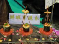 法式果香鮭魚捲