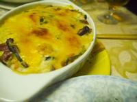 [魚食] 清冰箱菜:奶油烤白菜