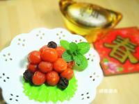 桂花話梅醃漬蕃茄
