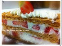 法式千層酥Le Mille-Feuille + 可可千層脆餅