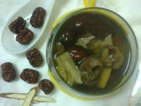 [養生熱飲]黑木耳之黑糖桂圓紅棗茶