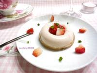 草莓慕斯塔(免烤箱)