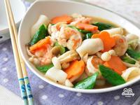 【頂好超市】 清爽海鮮菇百燴