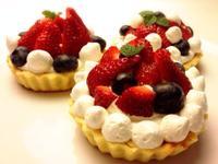 乳酪莓果塔