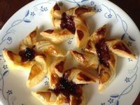 親子共製~藍莓風車起酥餅-烘焙展食譜募集