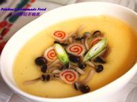 日式鮮菇茶碗蒸