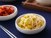 韓式小菜》涼拌黃豆芽(不辣)