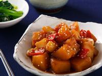 韓式小菜》醬煮馬鈴薯