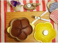 橙酒松露巧克力戚風蛋糕