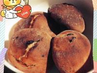 製麵包機+小烤箱*葡萄乾司康Scone