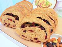 全麥黑糖蔓越莓麵包