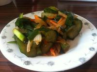 韓式醃小黃瓜泡菜