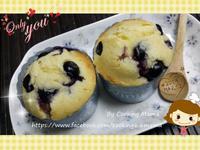 藍莓瑪芬蛋糕