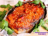 炙燒味噌鮭魚