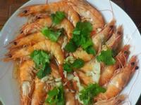 泰式酸辣蒸蝦