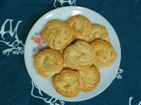 草莓奶酥餅乾