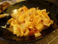 香辣下飯的泡菜豆腐燒♥朵朵瑪奇朵♥