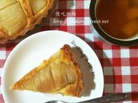 奶油杏仁西洋梨派1-甜派皮做法