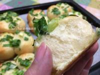 古早味的【蔥花麵包】