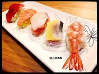 彩米握壽司