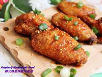 韓式蜂蜜辣醬烤雞翅