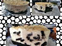 OREO白巧克力生起司蛋糕