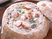 佛羅倫斯風濃湯麵包盅