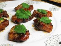 花生粉滷肉