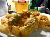 免油炸! Beer-Battered 香酥啤酒麵糊洋蔥圈