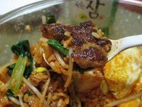 韓式泡菜拌飯
