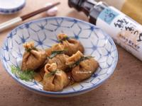 四喜豆皮福袋~淬釀日式下午茶點
