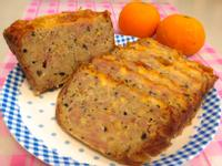 和風鹹蛋糕(牛蒡羊栖菜風味)『Panasonic製麵包機』