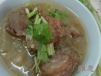 冬瓜排骨酥湯 ღღღ