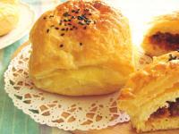 起酥肉鬆麵包-用製麵包機