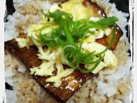 仿蒲燒鰻魚飯